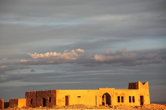 Atardecer en Marruecos